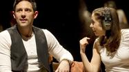 "The first national tour of ""Once,"" the Tony Award-winning musical based on the movie of the same name about an Irish street musican and his Czech angel, is headed to Chicago. ""Once"" will play the Oriental Theatre (24 W. Randolph St.) for three weeks, beginning Oct. 9."