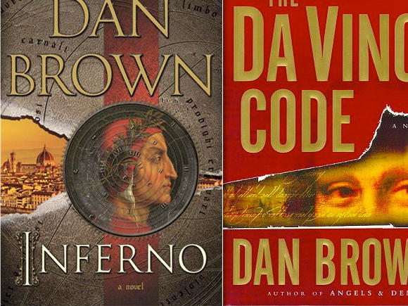 Dan Brown's books