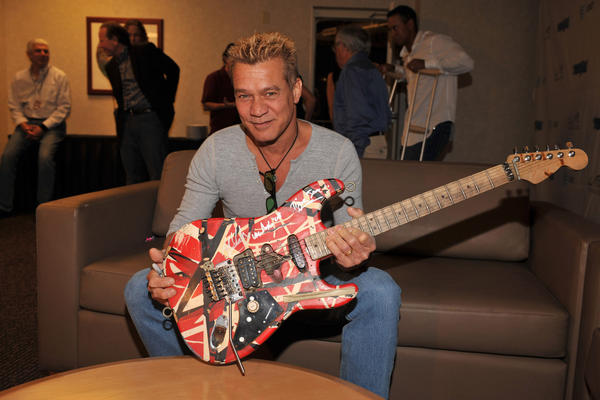 Jackson spent $4,000 in 2009. (Van Halen in 2008.)