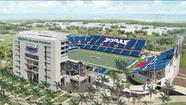 My first reaction when I heard Boca Raton-based GEO Group was paying $6 million for stadium naming rights to Florida Atlantic University: A prison company sponsoring a college football stadium? Wouldn't the University of Miami Hurricanes be a better fit?