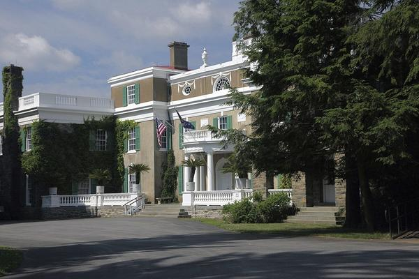 The Home of Franklin D. Roosevelt National Historic Site is open year-round, seven days a week from 9 a.m. to 5 p.m., closed only on Thanksgiving, Christmas and New Year's Day.