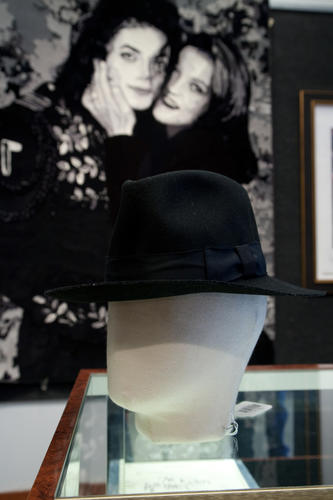 "Jackson spent thousands from 2009-10, including a fedora of the ""King of Pop."""