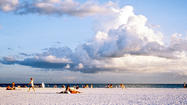Florida's Siesta Key has landed on another best beach list for 2013.