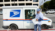 Snail mail is fast going out of style. How is the U.S. Postal Service trying to stay hip? By launching a fashion line.