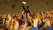 STANFORD — Students at Stanford Elementary School were treated to a very musical black-history event Friday afternoon.