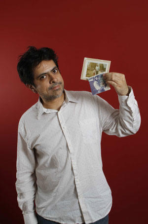 Author Brando Skyhorse, who now lives in New Jersey, wrote a book about growing up in Echo Park. (Kirk McKoy / Los Angeles)