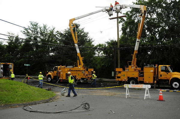 Connecticut Light and Power paid Middletown $102,336,420 in taxes in 2012.