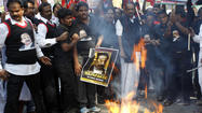 Facing continued pressure over alleged wartime abuses, Sri Lankan officials rejected renewed accusations that a 12-year-old boy was executed in the final throes of its bloody civil war.