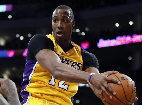 Dwight Howard had surgery last April to repair a herniated disk in his back and was able to play in the Lakers' season opener Oct. 30.