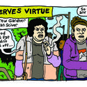 Fat Preserves Virtue