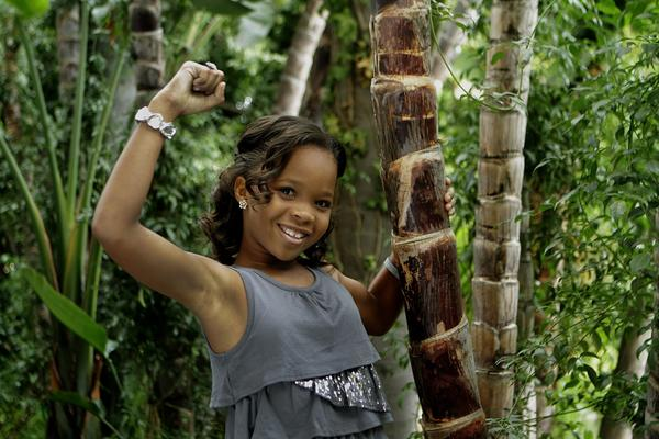 "Quvenzhané  Wallis is the first lead actress nominee with ""Q"" in her name."