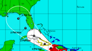 Hurricane center's cone of error shrinks again