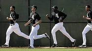 Photos: White Sox at spring training