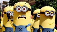 'Despicable Me' attraction coming to Universal Studios Hollywood