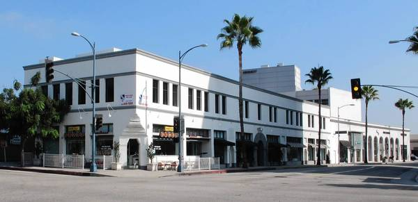 A Beverly Hills investor bought the two-story Marian Building at Little Santa Monica Boulevard and North Beverly Drive, one of the oldest commercial properties in the city.