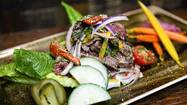 Spicy Isaan Flank Steak Salad