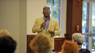 You know what's wrong with Allen West giving a talk to a Broward school district advisory group this weekend? Nothing.