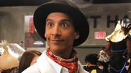 "The latest episode of ""Community"" wasn't only fun for Danny Pudi because he got to dress as his character Abed dressing as Inspector Spacetime, but because he got to act opposite British funnyman Matt Lucas."