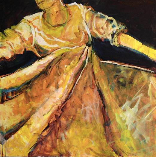 'The Dance in Yellow'