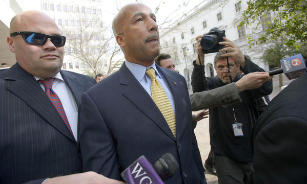 Former New Orleans Mayor C. Ray Nagin