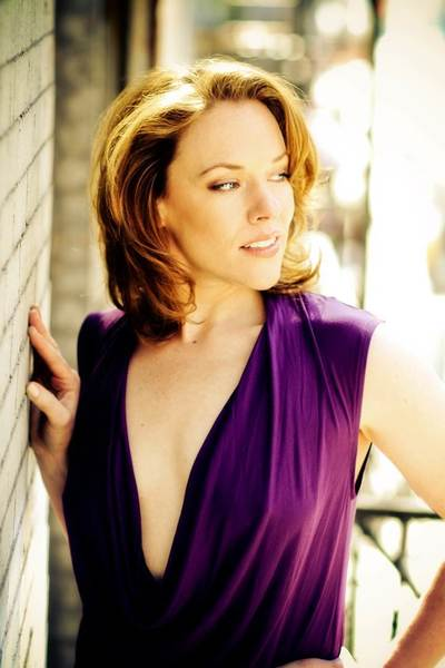Broadway singer-actress Emily Skinner is a headliner at Mad Cow Theatre's Orlando Cabaret Festival.