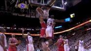 D-Rose Dunk of the Day: Jeeeeezus, Joel!