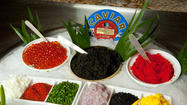 Las Vegas: Bellagio adds an all-you-can-eat caviar buffet