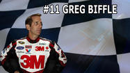 The Backstretch Blog: Countdown to the Season- Number 11 Greg Biffle