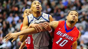 No. 11 Georgetown takes down DePaul 90-66