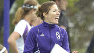 Northwestern women's coach Amonte Hiller nearing 200th career win