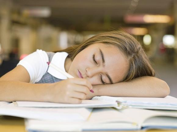 What do you do if your child is constantly tired?