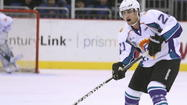 After spending more than a month away from the Orlando Solar Bears, Derrick Burnett had started to become antsy to get another shot at cracking the lineup.