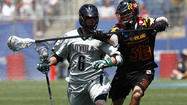 Long-stick midfielders headline game within the Loyola-Maryland game