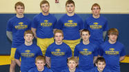 The Aberdeen Central wrestling team will take both quantity and quality to the State A Tournament.