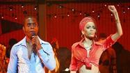Cast of 'Fela!' gives its all in cavernous Arie Crown