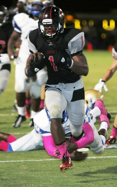 New Smyrna Beach ATH D'Cota Dixon already has seven college scholarship offers.