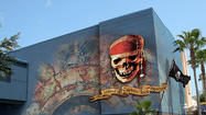 Join Jack Sparrow at updated Disney's Hollywood Studios show