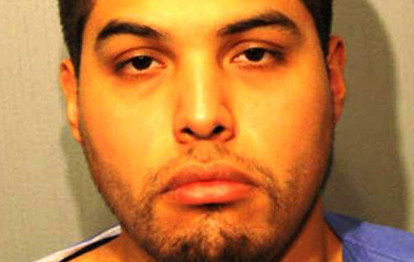 Man wounded during chase charged with string of robberies
