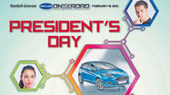 President's Day Auto<br>February 18, 2013<br><br>Click to view section