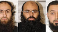 Three Muslim extremists convicted of terrorist plot in Britain