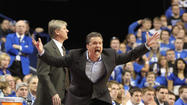 LEXINGTON — Because he sensed his team was not having fun, Kentucky coach John Calipari turned to an unusual tactic Tuesday night to get his team ready to play Vanderbilt.