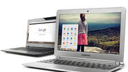 Google is reportedly developing touch-screen laptops running its Chrome OS operating system and readying them for a release later this year.
