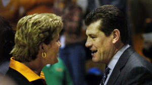 'Did Pat Eat Geno Yet?' And Other Lines From Pat Summitt's Book