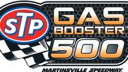 The spring race at Martinsville Speedway has a new sponsor.