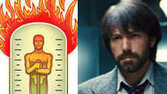 Oscars 2013: 'Argo' generates most heat, but can 'Lincoln' catch it?