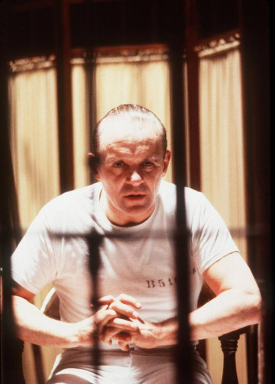 "This fictional murderer and cannibal played by <a class=""taxInlineTagLink"" id=""PECLB002431"" title=""Anthony Hopkins"" href=""/topic/entertainment/movies/anthony-hopkins-PECLB002431.topic"">Anthony Hopkins</a> was also a brilliant psychiatrist enlisted by <a class=""taxInlineTagLink"" id=""ORGOV000008"" title=""FBI"" href=""/topic/crime-law-justice/fbi-ORGOV000008.topic"">FBI</a> agent Clarice Starling (<a class=""taxInlineTagLink"" id=""PECLB001767"" title=""Jodie Foster"" href=""/topic/entertainment/jodie-foster-PECLB001767.topic"">Jodie Foster</a>) to help track down the serial killer Buffalo Bill in ""Silence of the Lambs."" It became Hopkins' signature role -- thanks in part to lines like this one: ""A census taker once tried to test me. I ate his liver with some fava beans and a nice Chianti."""