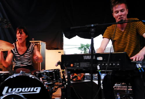 "Matt and Kim can get a crowd pumped up even with Kim in a cast with a broken foot (as she was at a recent show in Philadelphia). The indie-pop/DJ duo, with a playlist of remixes and original hits (""Yea, Yeah,"" ""Lessons Learned,"" ""Daylight""), opens for Passion Pit and is just what fans of the ""Carried Away"" alt-rockers need to get hyped for Pit touring. <br><br><b> Why go: </b>Matt and Kim could break out into the Harlem Shake at any point during the show. <br><br><b> Reconsider:</b> Crowd-surfing hipsters, no thank you. <br><br><b> 7:30 p.m. Friday at UIC Pavilion, 525 S. Racine Ave.; $34; 800-745-3000, ticketmaster.com</b>"