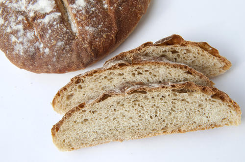 The author says this is her go-to bread. Stored properly, it's a good keeper and is ideal for sandwiches or toast.