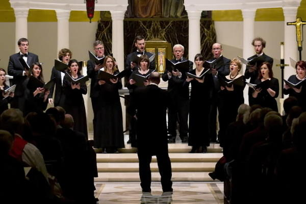 Paul French directs choral works by British composer and arranger Grayston Ives, including the American premiere of his Requiem. <br><Br><b> 7:30 p.m. Saturday at Madonna della Strada Chapel, 1032 W. Sheridan Road, Chicago; and 3 p.m. Sunday at Emmanuel Episcopal Church, 203 S. Kensingston Ave., La Grange; $20-$25; 773-508-2940, williamferrischorale.org</b>