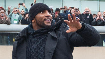 Sports Blitz: Ray Lewis a bust as NFL analyst? Don't bet on it